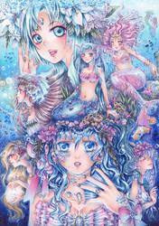 waterworld by MIAOWx3