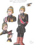 Cornelius Von Hamtinburg profile by GeneralHelghast