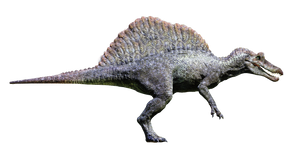 JP III Spinosaurus Revisited by GeneralHelghast