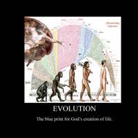 Evolution God's Blueprint by GeneralHelghast