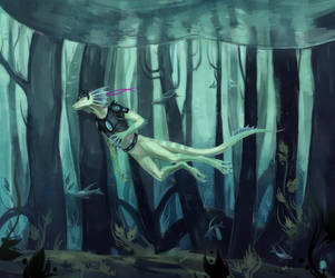 cm_tidal forest by Nemeseth