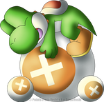 Yoshi Loves Points by Points-From-Yoshi