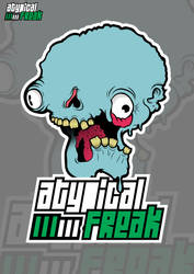 1st Desing for AtypicalFreak by NONEDESINGS