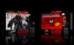 SNES Spider Man Venom  Maximum Carnage Cover by ShoguN86