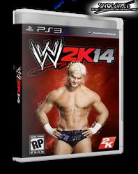 WWE 2K14 Cover by ShoguN86