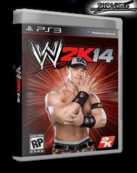 WWE 2K14 John Cena Cover by ShoguN86
