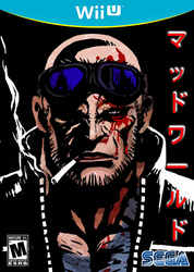 Madworld Cover by ShoguN86