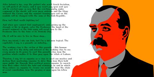 James Connolly on Irish Nationalism by MyLittleTripod