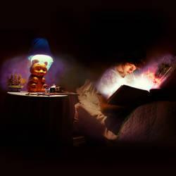 Childhood Magic. by JakeHegel