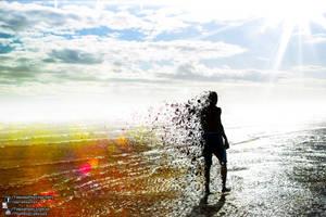 Rye Beach (Everlasting Bond) by TMProjection
