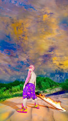 Awaken - Sakura (Oshare Kei Tomas Mascinskas) by TMProjection
