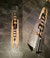 Final Fantasy 7 Fusion Sword update by TMProjection