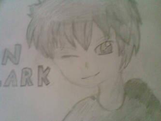 Ken CLARK by RianUchiha