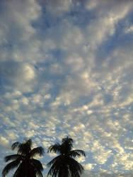 The clouds in the sky by RianUchiha
