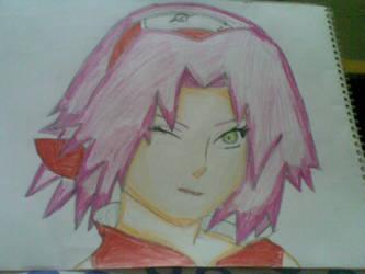 Sakura Haruno by RianUchiha