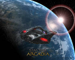 Star Trek - Arcadia by Lionheartcartoon