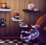 The Byte Shop! by LuckyGoldRabbit