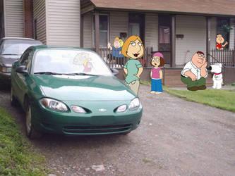 Family Guy reality by smashmaster