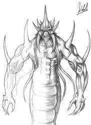 leviathan by avenegra9arte
