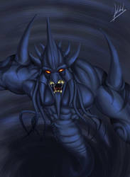Leviathan 2 by avenegra9arte