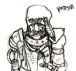 Vostroyan Firstborn by vodkas0n