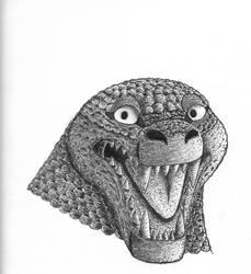 Dragon Texture by Lakadema34
