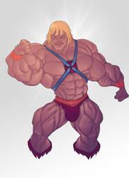 Most Powerful Man by shaneoid77