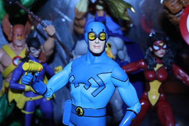 Ted Kord DC Direct by shaneoid77