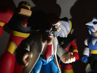 Dr Wily by Dollwoman