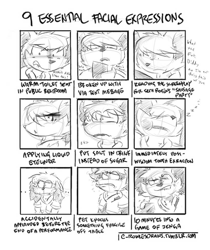 Stupid Wyatt Emotions by Dapuffster