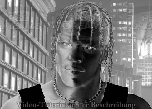 Meine dunkle Seite! (Mit Video-Tutorial) by PSD-Dreams
