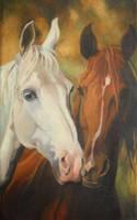 horses by anna36