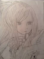 Erza Scarlet by MakaAlbarn64