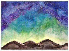 Magic Night ~ by ainessa
