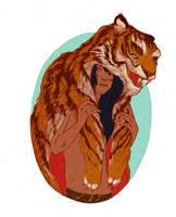 Mowgli by chloo-m