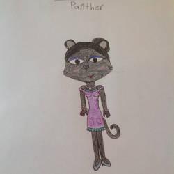Sherlock Yack- Panther by Emikodo