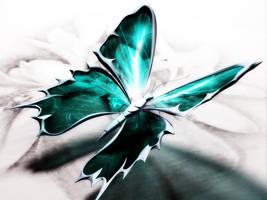 Butterfly by Zjic