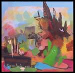 abstact landscape 1 by r-ozgur