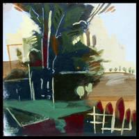 abstact landscape 2 by r-ozgur