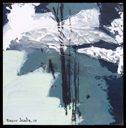 abstact landscape 7 by r-ozgur