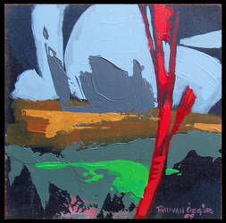 abstact landscape 8 by r-ozgur