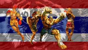 Glory of Muay Thai by EnmismAnima