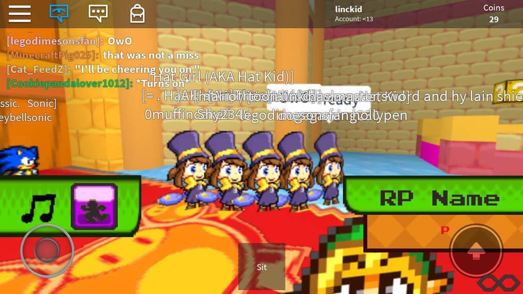 This Is Hollypen In Roblox Die Hat Kids By Linckid On Deviantart