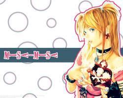 Misa-Misa Wallpaper by 0178120181524