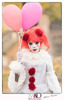 I'm Pennywise, the dancing clown by magggg