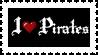 Pirate Stamp by Kitz-the-Kitsune