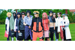 Naruto - II by HampusAndersson