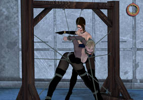 Capturing Cassidy - Preview 08 by Uroboros-Art