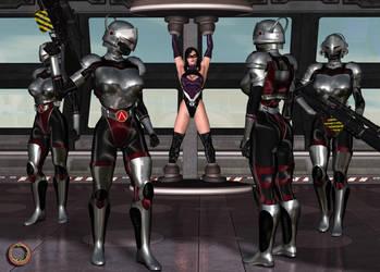 Lambda Syndicate Troopers by Uroboros-Art