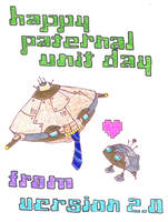 Father's Day Card by oraxia